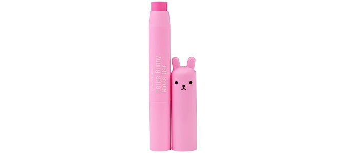 Tony Moly, Petite Bunny Gloss Bar, Juicy Strawberry